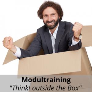 """Matthias Dittrich - Kreativitätstrainer und geistiger Vater der """"Think outside the Box"""" Module"""