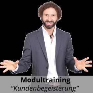 Matthias Dittrich - Verkaufstrainer und geistiger Vater der Kundenbegeisterungs - Module