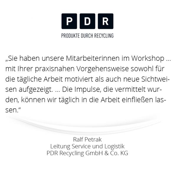 Referenz PDR - mindDesigner 600 x 600