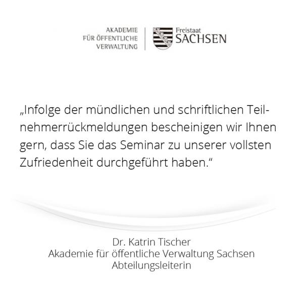 Referenz Verwaltungsakademie - mindDesigner 600 x 600