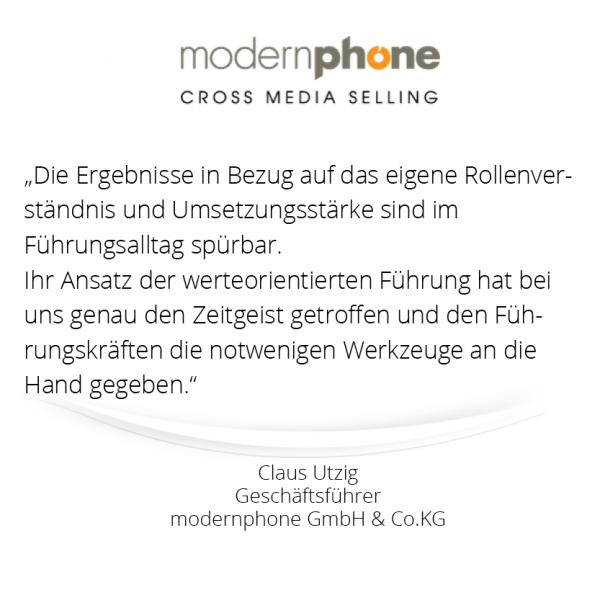 Referenz modernphone - mindDesigner 600 x 600